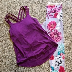 Prana workout top
